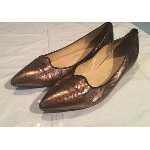 Ivanka Trump Women's Slip On Flats Shoes Size 5.5